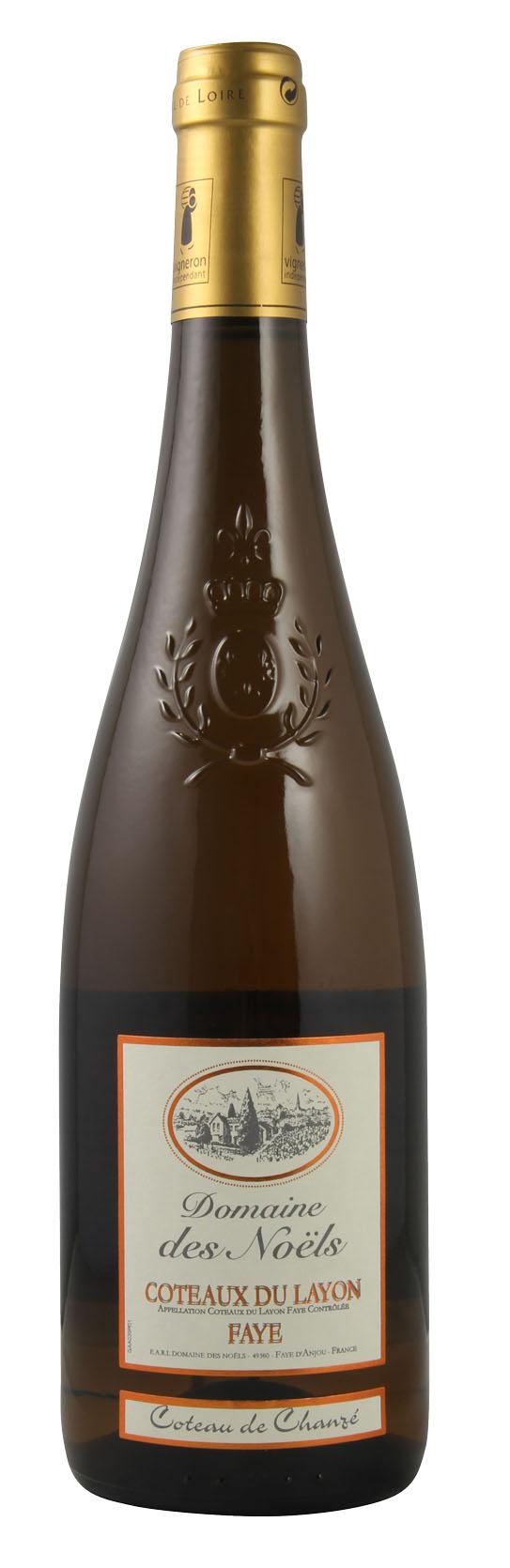 Vin doux Coteau du Layon Faye 2014