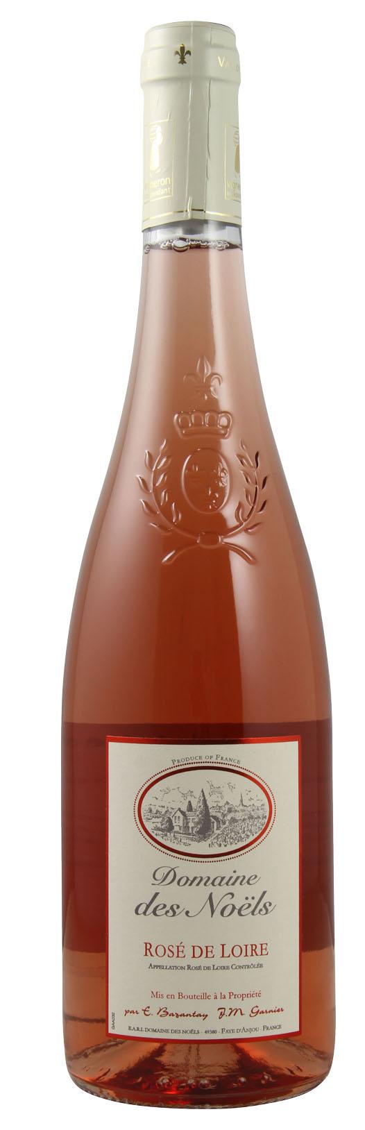 Vin Rosé de Loire du Domaine des Noëls