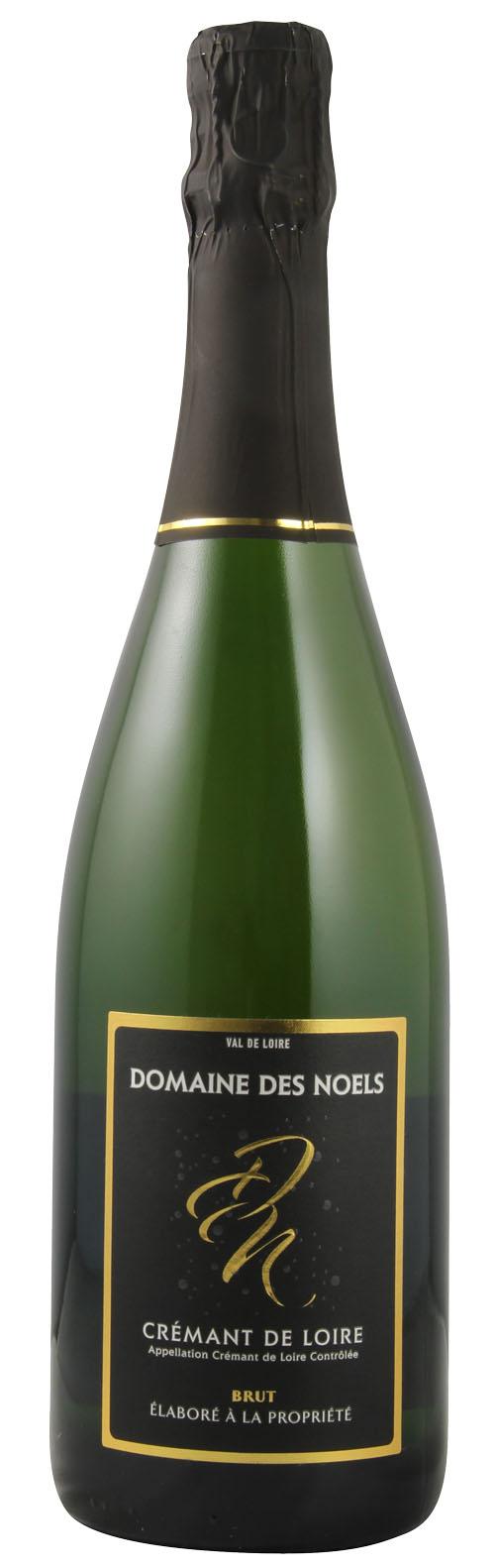Vin Crémant blanc demi-sec